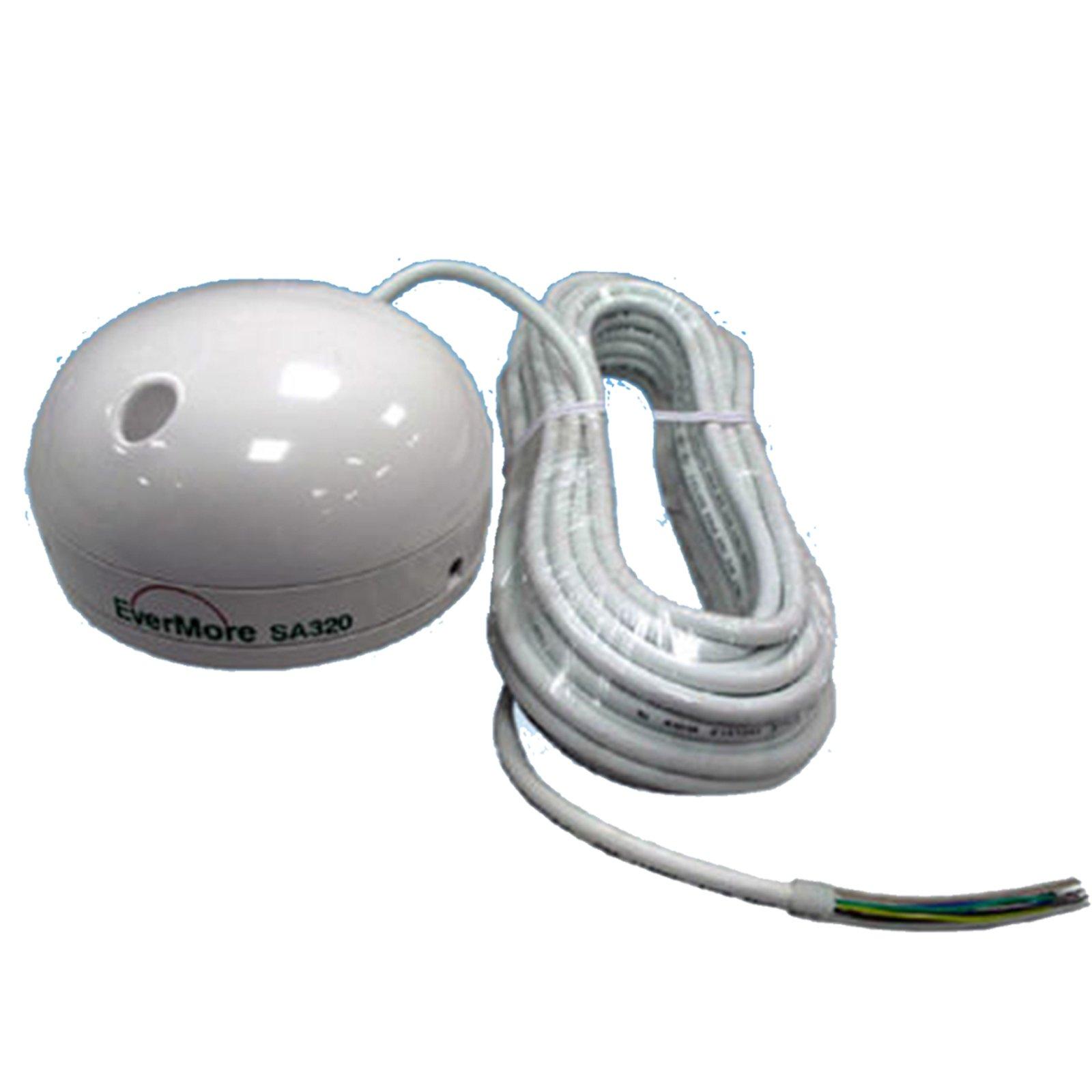 Evermore Marina SA-320 - Antena GPS con Salida NMEA 0183: Amazon ...