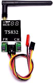 5.8G 48Ch TS832 FPV Transmisor 600mw 5km de largo alcance Módulo de transmisor de video inalámbrico de audio para Racing Drone