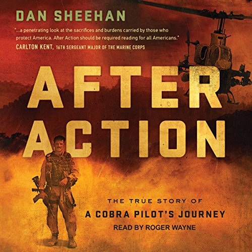 After Action audiobook cover art