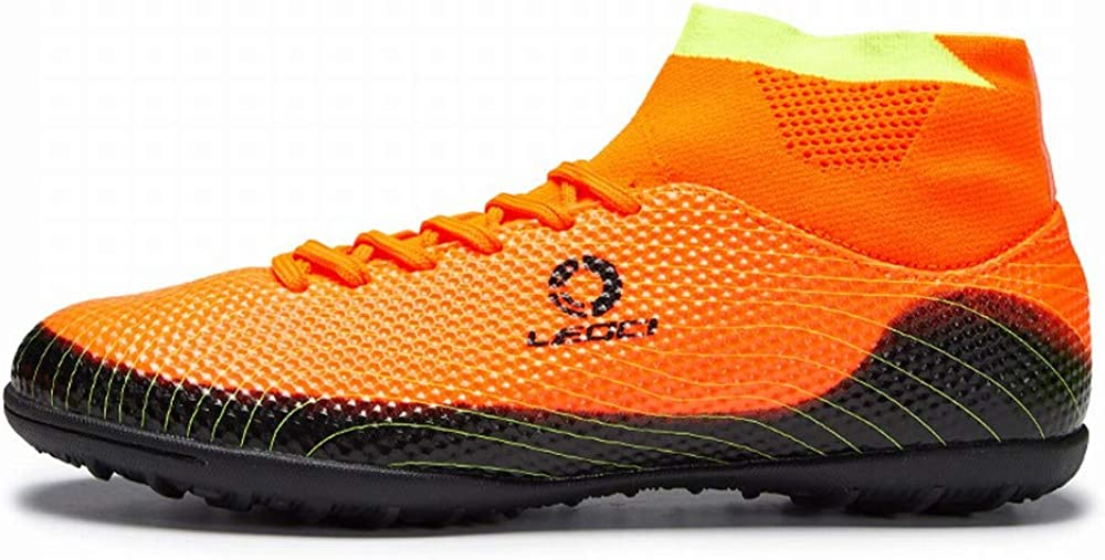 LEOCI Performance Ranking TOP4 Soccer Shoes Men for Fees free!! Football Boots and Women