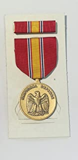 US Military National Defense Service Medal Set with Ribbon NSN 8455-00-281-3214
