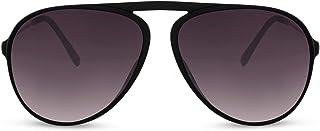 Cheapass - Gafas de Sol Grandes Modernas Coloreadas Shades Para Chicos y Hombres. Protección UV400