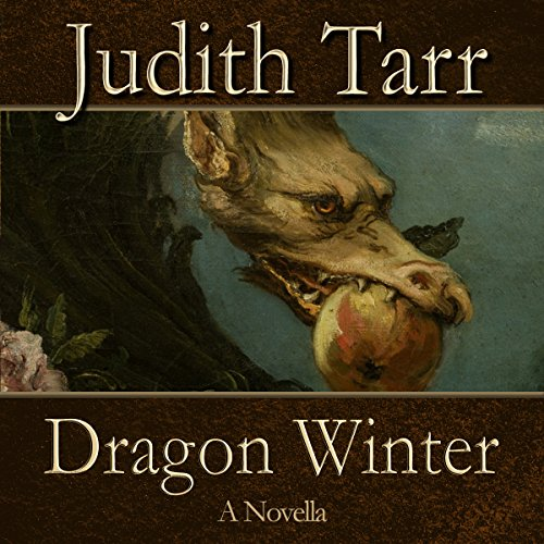 Dragon Winter audiobook cover art
