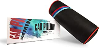 Car Pillow,Pure Memory Cotton Space Head Pillow with Removable Cover, Ergonomic Design for Ultra Comfort Relieve Neck Pain