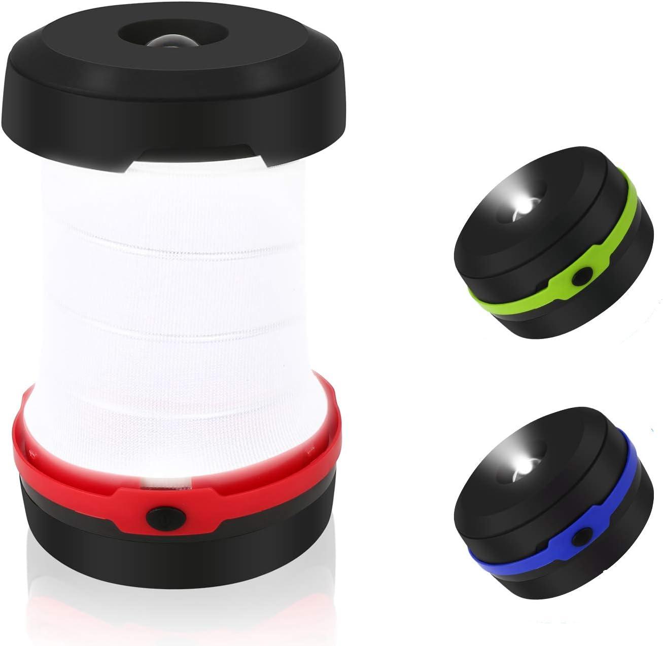 Hevsd LED Camping Lantern Flashlight lanterns powered Ranking TOP4 Nippon regular agency C battery