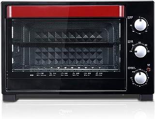 KAOXIANG Cocina De Horno De 32 litros Y Parrilla con 3 Funciones De CoccióN, Control De Temperatura Ajustable Y Temporizador - Accesorios Incluidos - 1500w