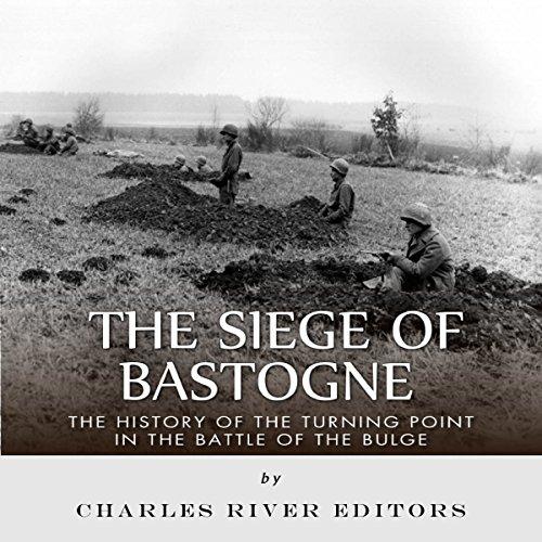 The Siege of Bastogne cover art