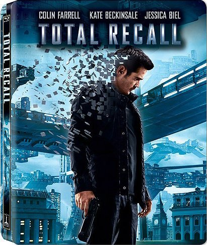 Total Recall (Blu-ray + DVD) [Extended Director's Cut]