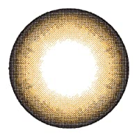 フラワーアイズ R 1ヶ月タイプ 1箱(1枚入) 14.5mm【PWR】-4.50 アネモネブラウン