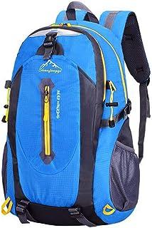 Mochila De Senderismo Grande Mochila Plegable Liviana Plegable Deporte Al Aire Libre Camping Viajes Deportes Escalada Bolsa De Nylon 6 Colores Opcional