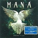 Mana Drama Y Luz LIMITED EDITION CD Includes 3 BONUS Tracks: Lluvia Al Corozon (en vivo); Labios Compartidos (en vivo); Eres Mi Religion (en vivo)