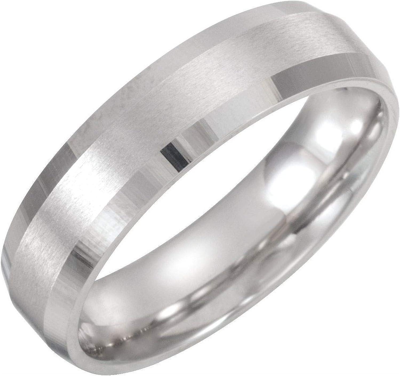 Gold Limited time sale Beveled2Edge Wedding Seasonal Wrap Introduction Band Ring Satin Finish with