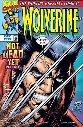 Download Wolverine (1988-2003) #119 (English Edition) B00ZNS7GQ0