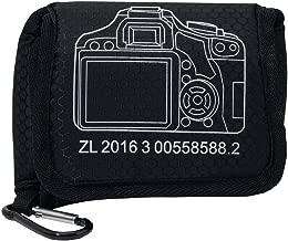 Shockproof Camera Bag Portable Shoulder Camera Case for Fujifilm XT3 XT2 XT20 Sony A72 A73 A9 Canon Nikon Camera Black