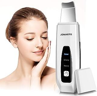 Ultrasonic Skin Scrubber Blackhead Spatula, JOMARTO Face Spatula, Facial Scrubber Spatula, Skin Spatula, Facial Ultrasonic...