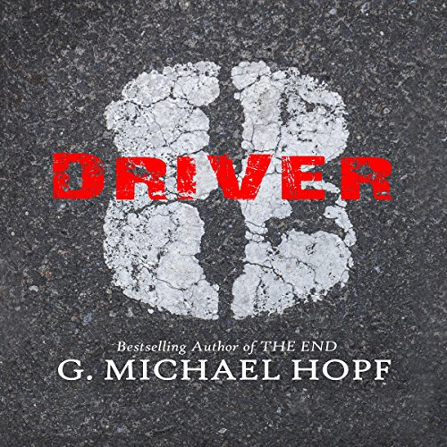 Driver 8 audiobook cover art