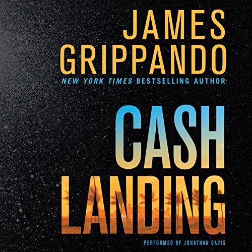 Cash Landing audiobook cover art