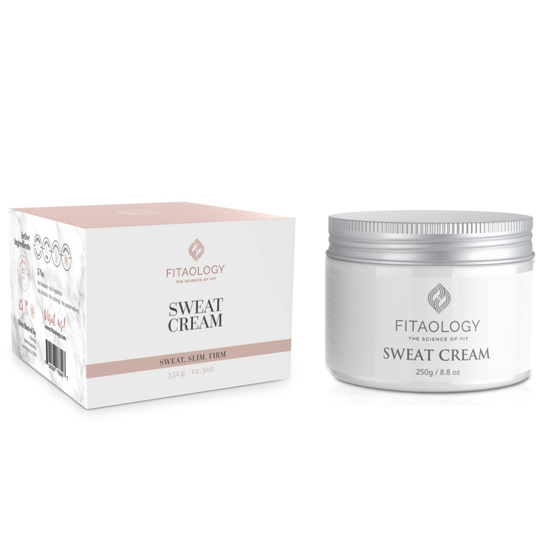 Fitaology Sweat Cream weight loss body firming anti-ce Finally popular brand - San Jose Mall lotion-