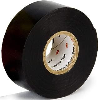 3M 130-1x10FT Scotch Liner Less Rubber Splicing Tape 130C, 1