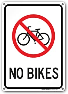 Best no bikes allowed sign Reviews