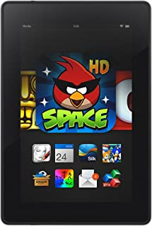 Kindle Fire HD 7 8GB タブレット(第3世代)