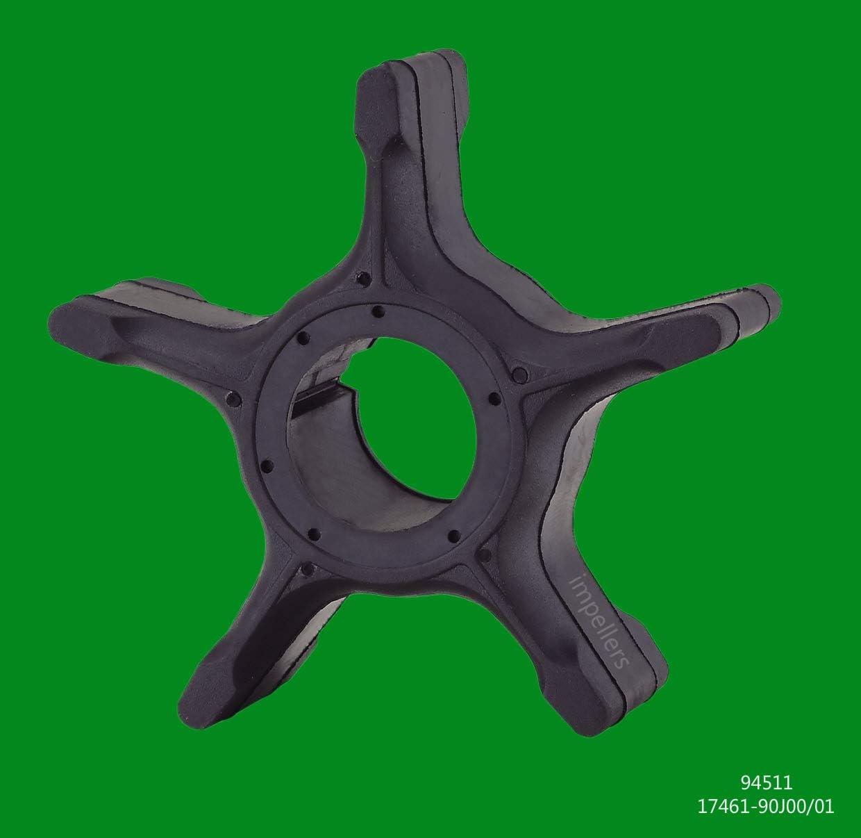 17461-90J00,17461-90J01 Max Philadelphia Mall 47% OFF Water Pump Suzuki Impeller For