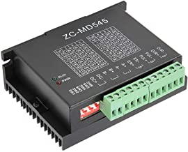 ZC - MD545 Stepping Motor Driver Low Noise Stable Stepper Controller Board 5A 12-48V DC