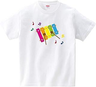 木琴(Tシャツ?ホワイト) (フォーヴァ)