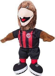 Eintracht Frankfurt Auto Maskottchen Attila mit Saugnapf 23