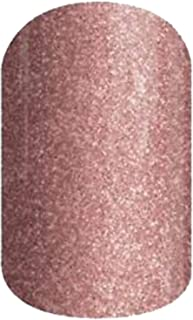 Rose Gold Sparkle - Jamberry Nail Wraps - Pink Gold Glitter