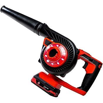 Adam's Dual Purpose Car Vacuum & Car Dryer - Cordless Vacuum for Car Cleaning, Auto Detailing & Car Wash   Handheld Car Vacuum Car Accessories   Seat Carpet Cleaner Machine   Home Lawn Leaf Blower