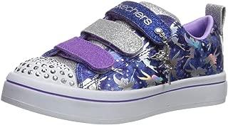 Skechers Kids' TWI-Lites-Fairy Wishes Sneaker
