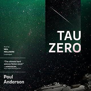 Tau Zero cover art
