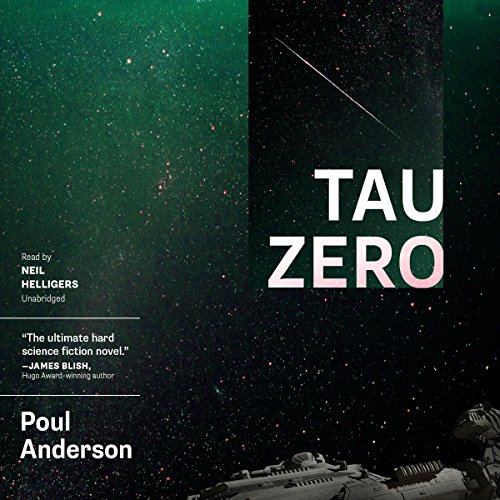 Tau Zero cover art