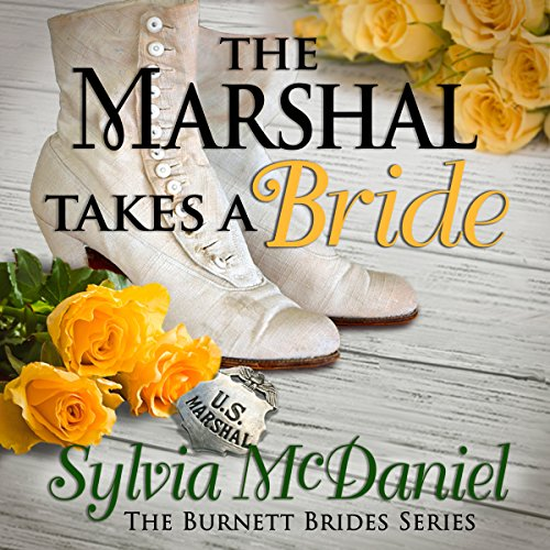The Marshal Takes a Bride audiobook cover art