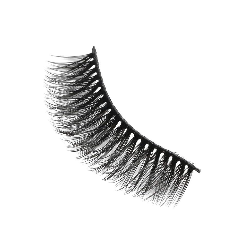 正直高齢者拍車Posmant 10ペア 新製品 人気 ロータスプレート 3D ミンクの髪 つけまつげ 睫毛 化粧品 美しさ 眼 つけまつげ ファッション レディースファッション プラスチック ブラック テリア 長続きがする化粧 防水 魅力的な 柔らかい髪 長いまつげ