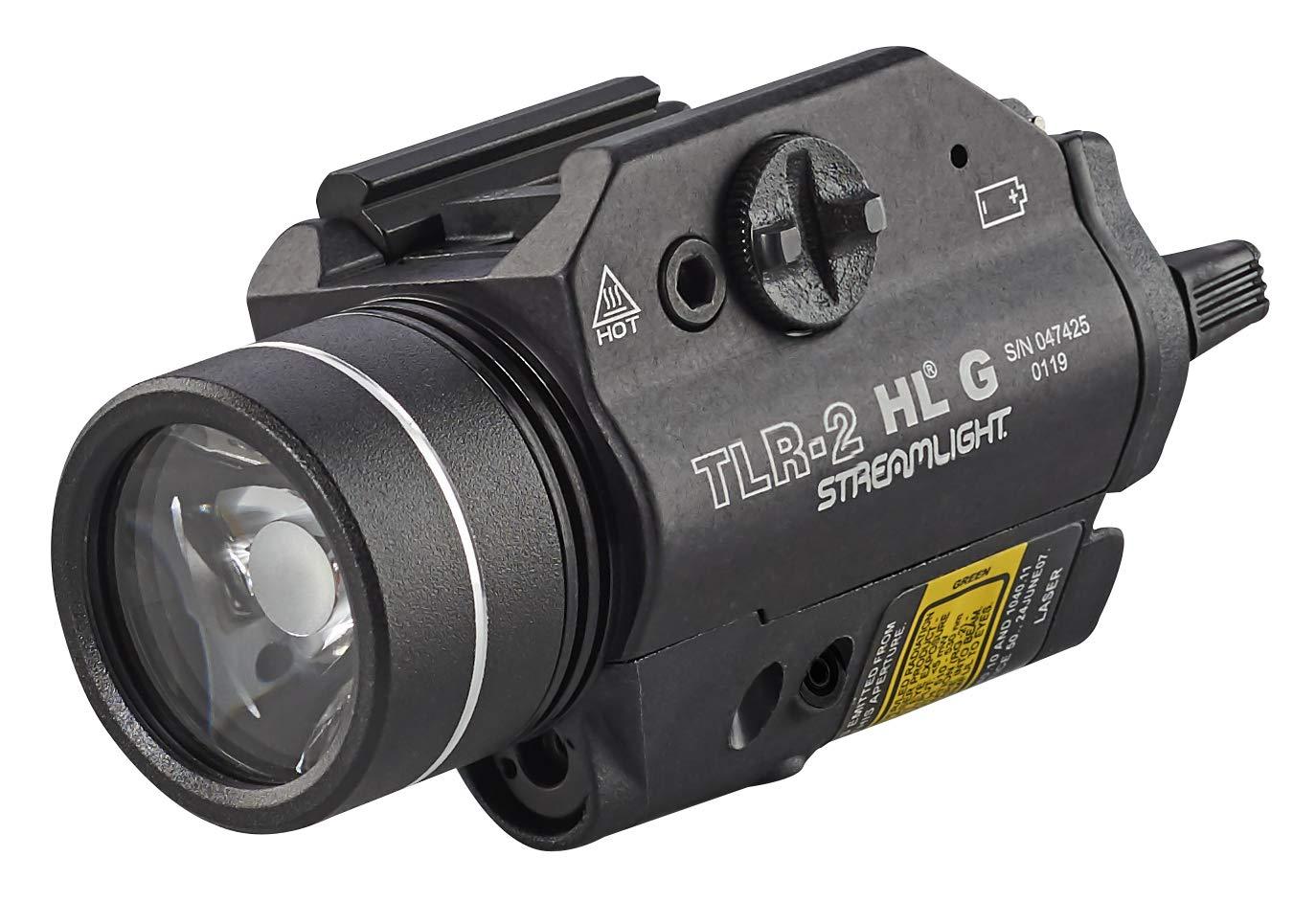 Streamlight 69265 Lumens Mounted Flashlight