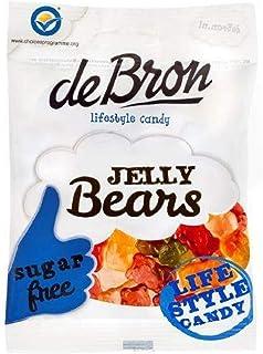de Bron Jelly Bears 90g - Comida