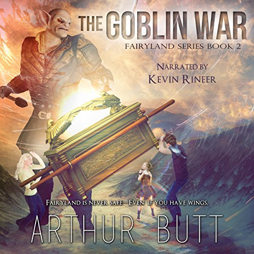 Goblin War audiobook cover art