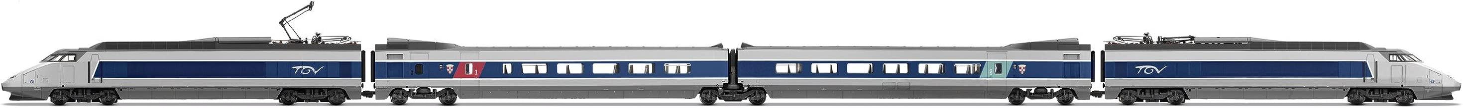 Jouef hj2356s TGV–SNCF South is Version Digital Sound Box