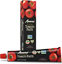 Amore Tomato Paste, 4.5 Ounce Tube