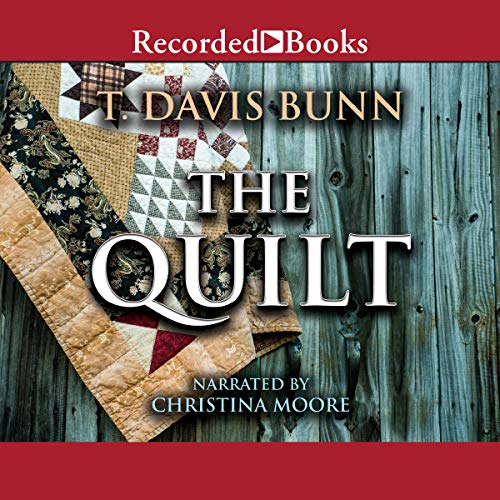The Quilt  By  cover art