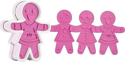 Tovolo Ginger Girl Set of 6 Pink