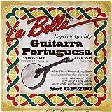 La Bella GP200 - Cuerdas para guitarra portuguesa