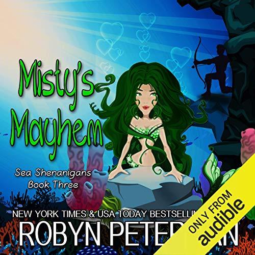 Misty's Mayhem audiobook cover art