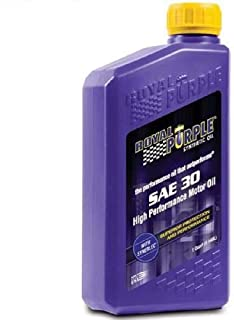 Royal Purple 06030-6PK API-Licensed Heavy Duty SAE 30 High Performance Synthetic Motor Oil - 1 qt. (Case of 6)