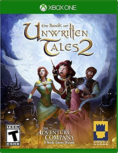 The Book of Unwritten Tales 2 - Xbox One Standard Edition by Nordic Games