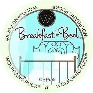Wolfgang Puck Breakfast In Bed Coffee Single Serve Cups for Keurig K cup Brewer (96 Count)