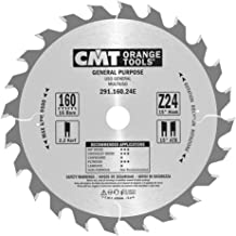 CMT Orange Tools 291.160.24E - Sierra circular 160x2.6x16 z 24 atb 15 grados
