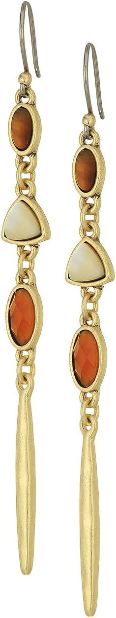 Lucky Brand - Beaded Linear Earrings